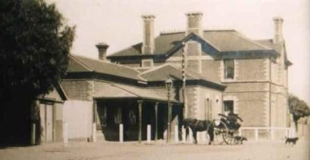 The Stawell Station